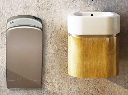 Washroom Hand Dryers
