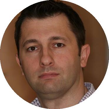 Geoff Meston, UX & Design Manager