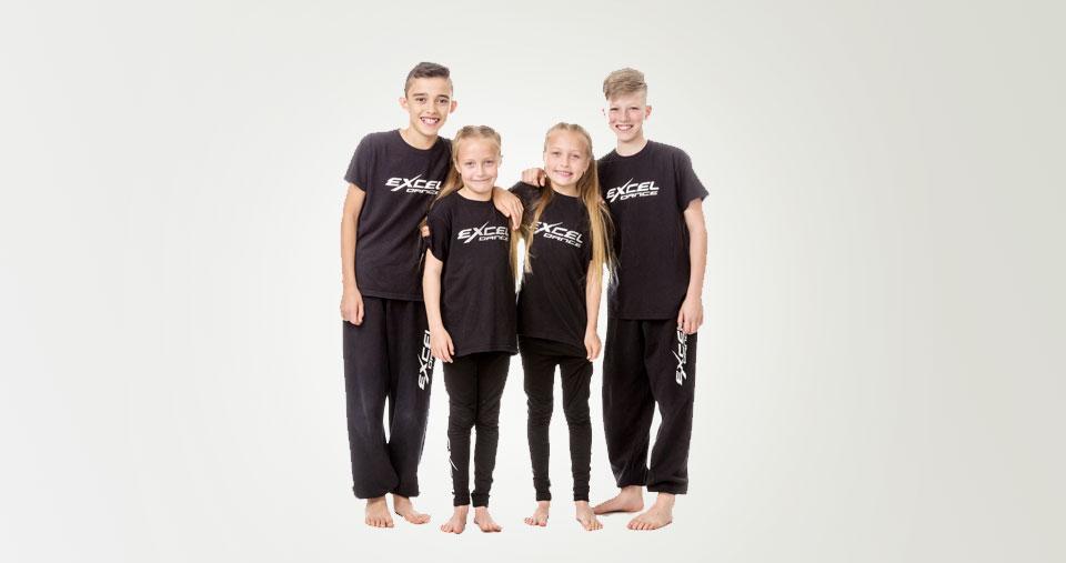 Excel juniors dance classes for children