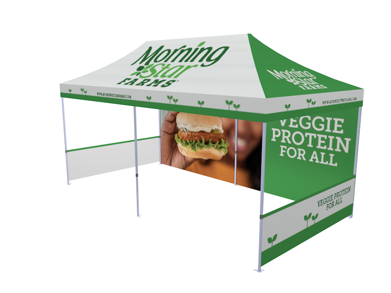 10x20 Pop-up Tent Kit