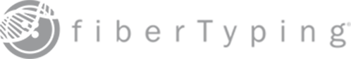 fiberTyping logo