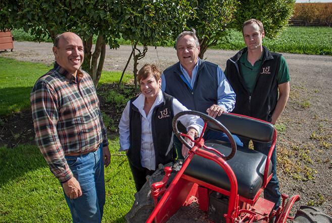 J&J Farms team members