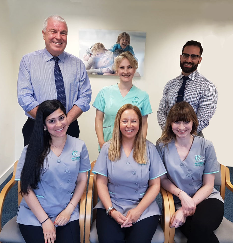 Our Team / Ratoath Orthodontics / Braces / Invisalign