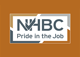 NHBC Pride in the Job Logo