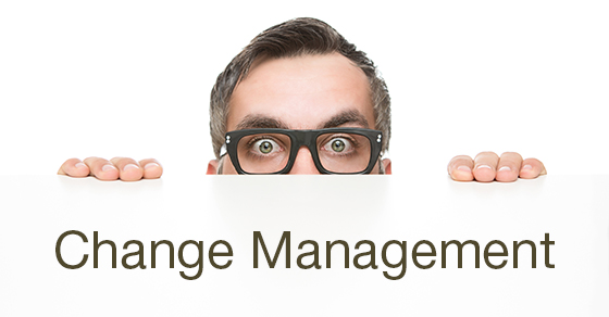 Change management doesn't have to be scary