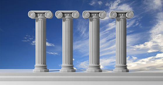 4 pillars of a solid sales process