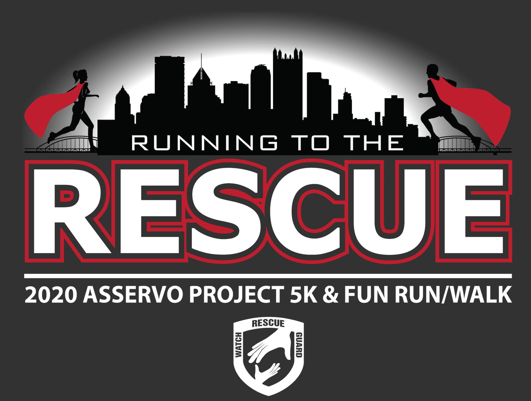Running to the Rescue Event