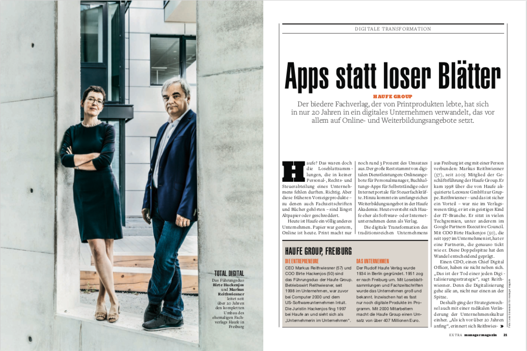 Manager Magazin 01/2020