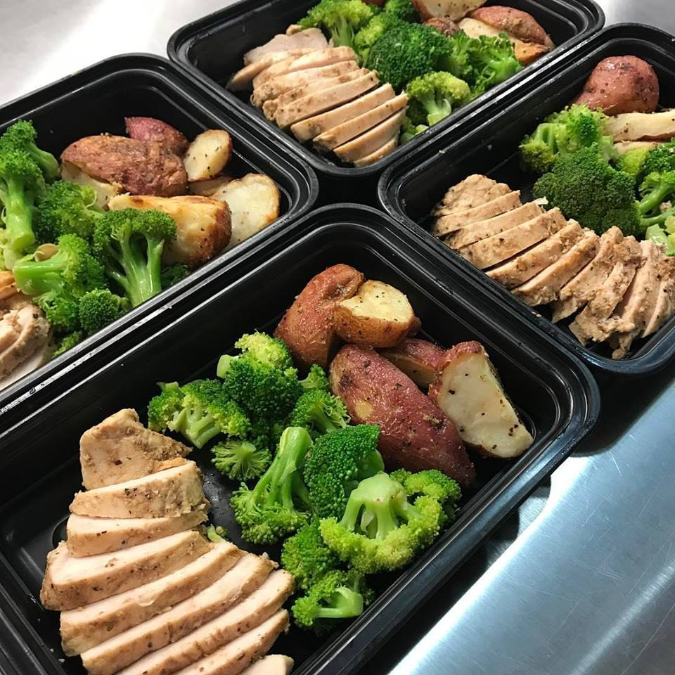 eat rite chicken broccoli