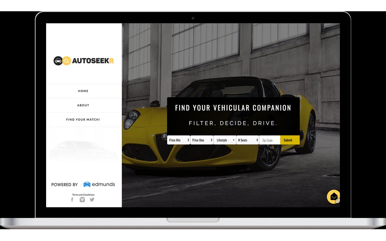 Autoseekr Website