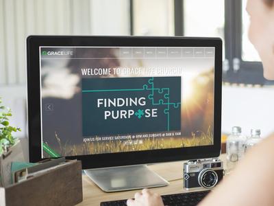 Gracelife Church Website