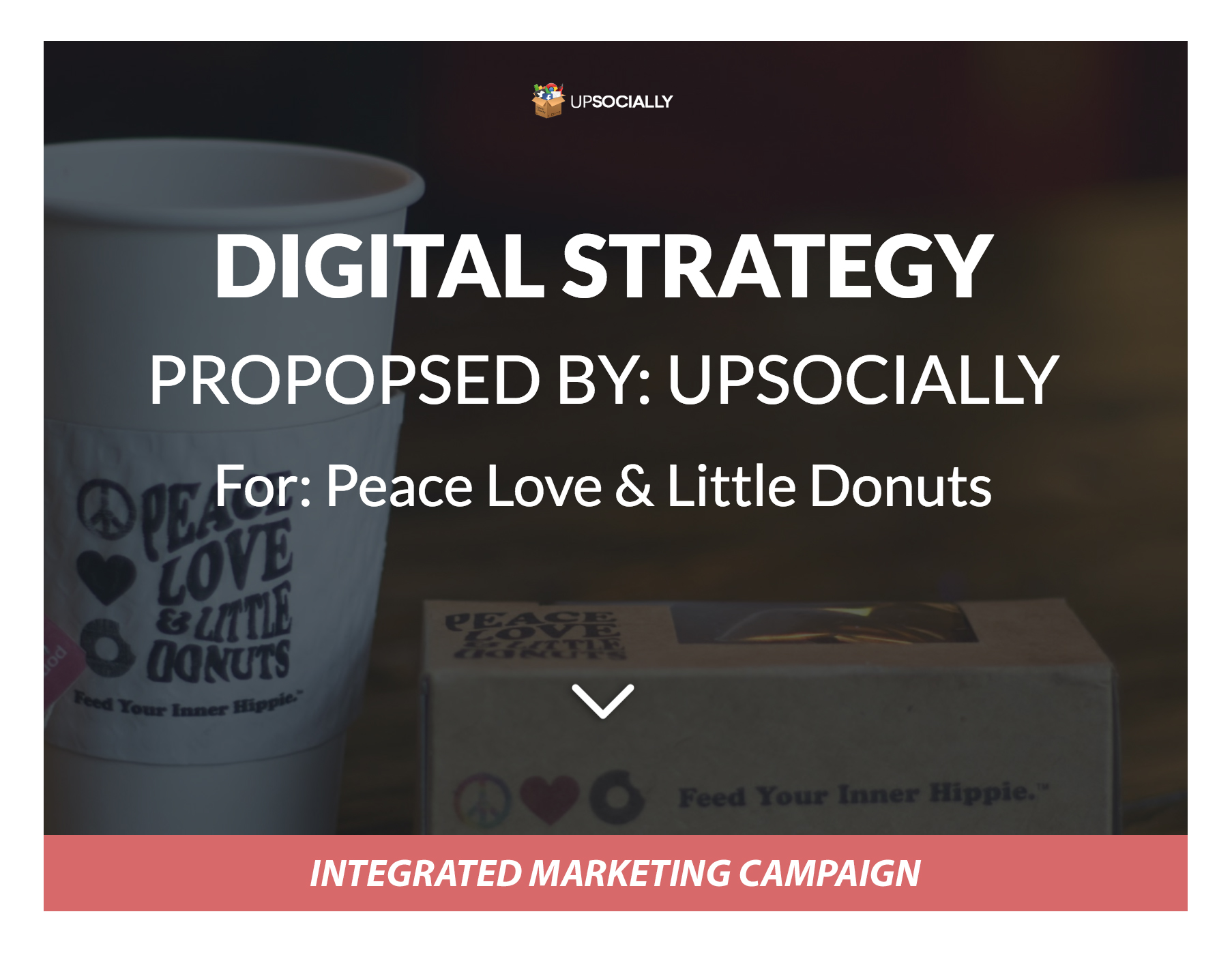 Peace Love & Little Donuts Strategy