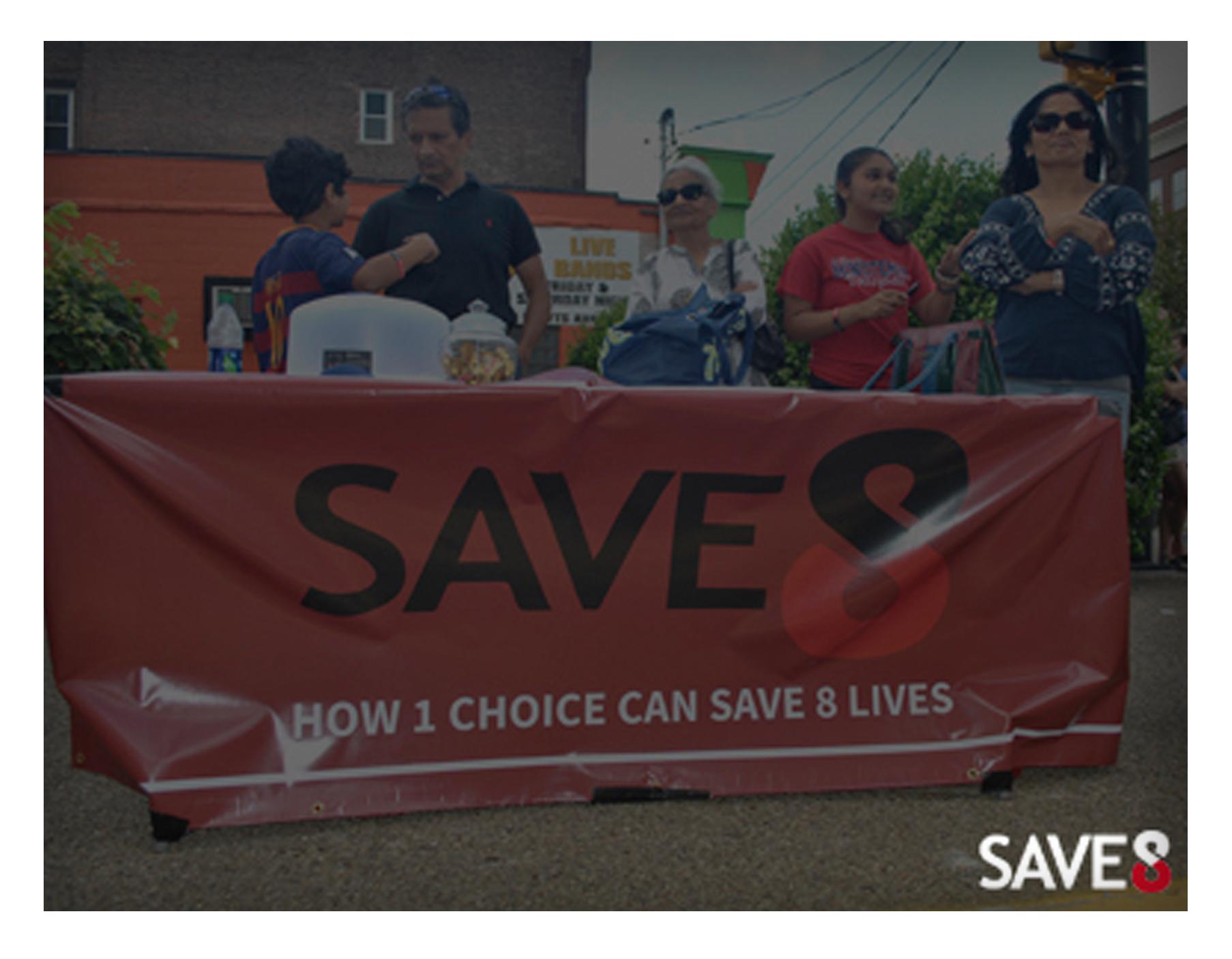 Save8 Fundraiser