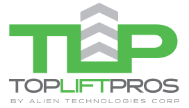 Top Lift Pros Logo with link to homepage