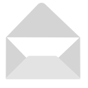 White envelop icon with link Top Lift Pros Email