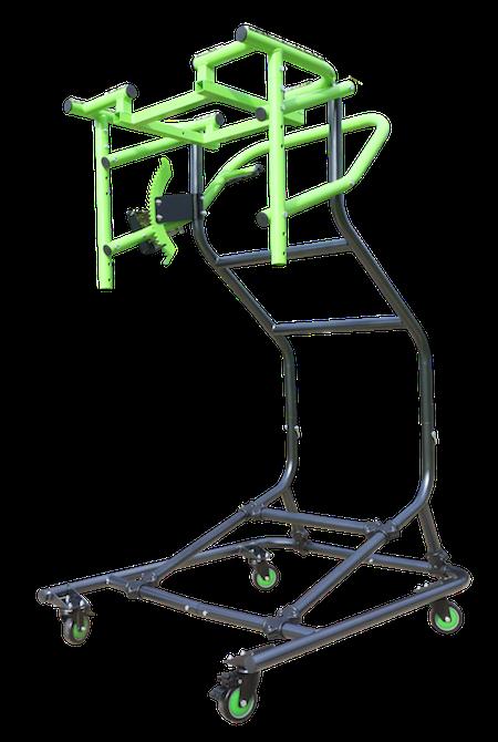 Hardtop Lift unit
