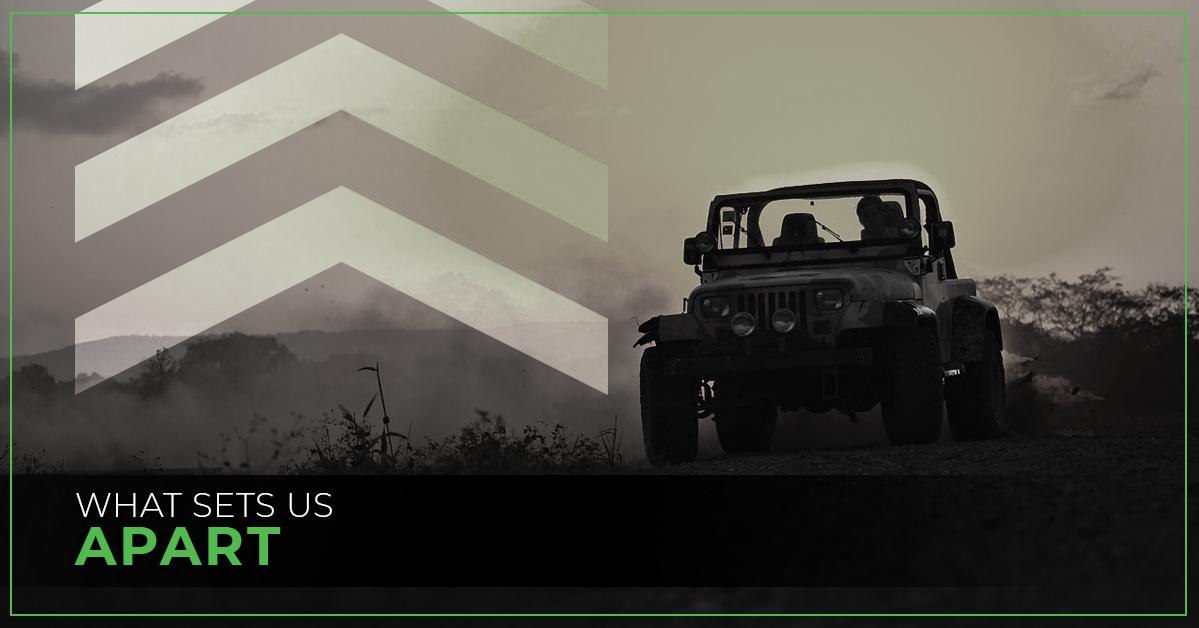 Jeep Hardtop Hoist - What Sets Us Apart   TopLift Pros