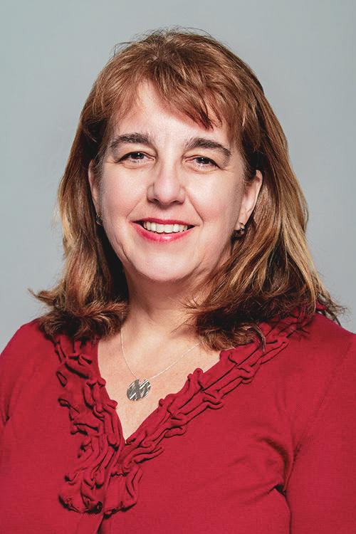 Photo of Susan Rech