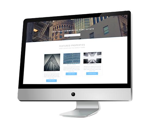 Prillis Web Design Example