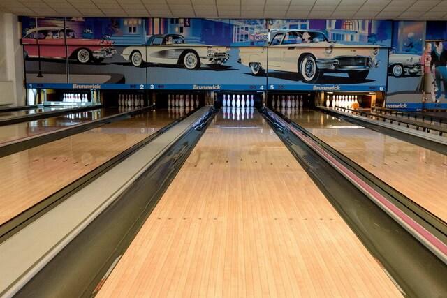 bowling bran-moeciu