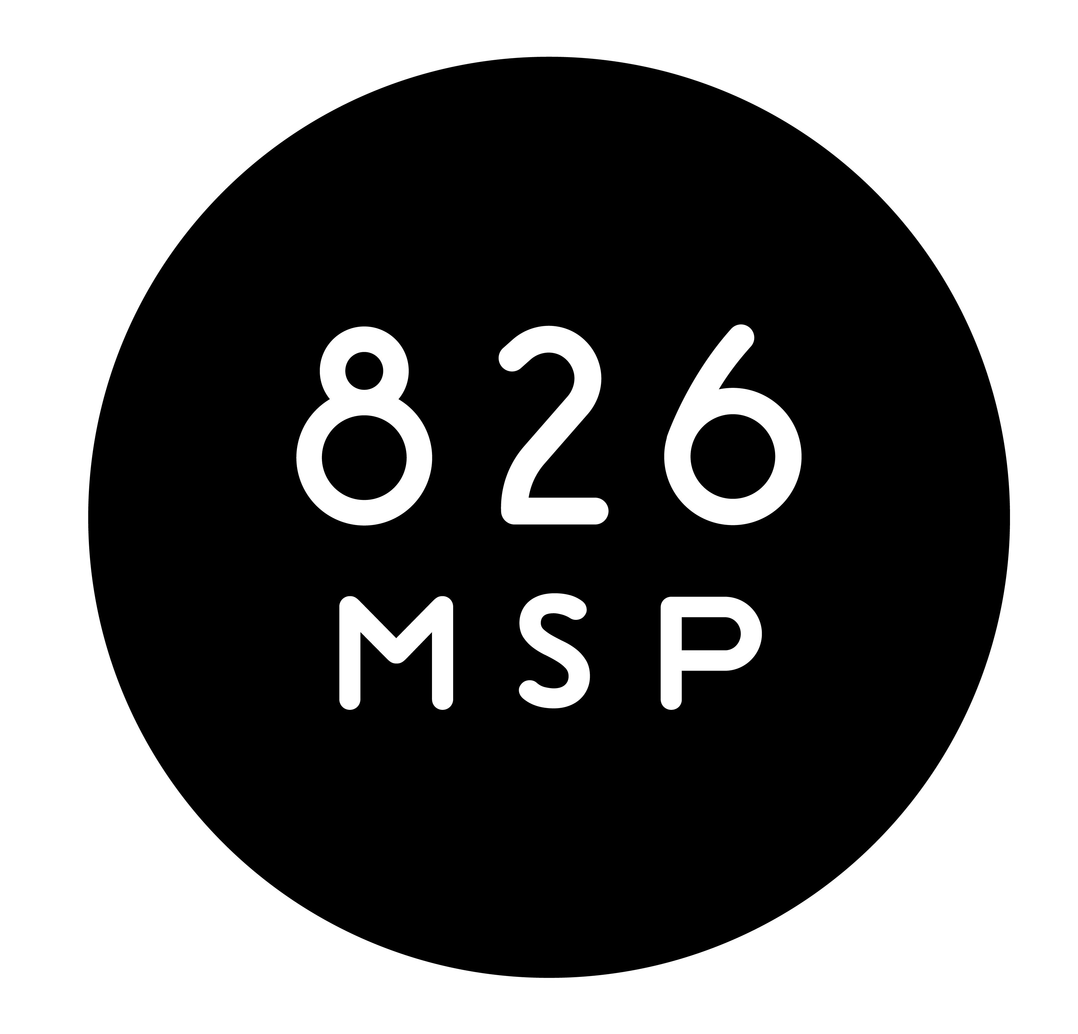 826MSP logo