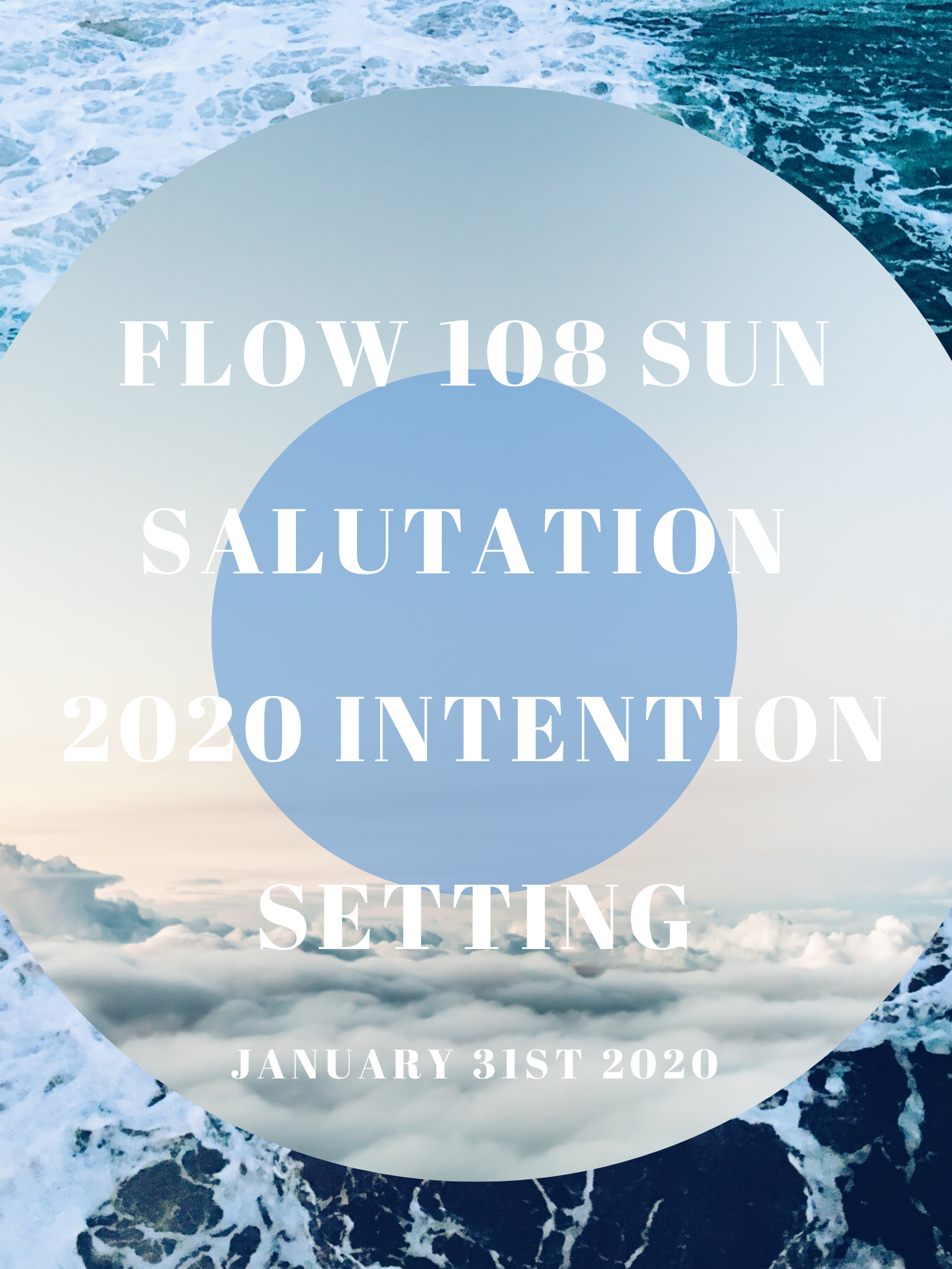 108 Sun Salutation to start the new year with intention
