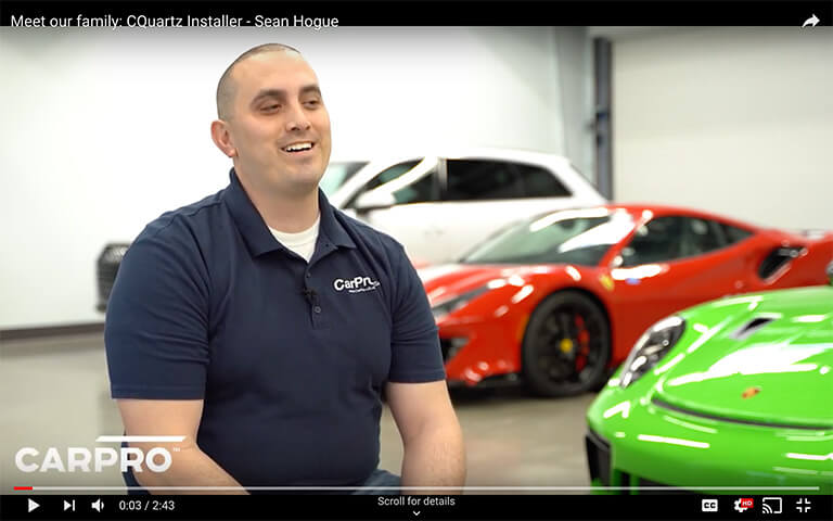 Meet the owner of Distinctive Ceramic Coating NC