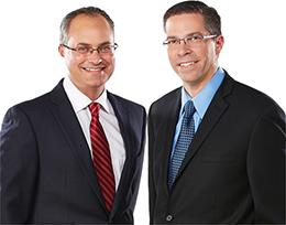 Drs Jeffrey Feinfield and Glenn Waldman