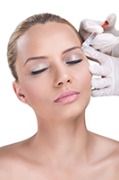 Woman Receives Restylane Filler