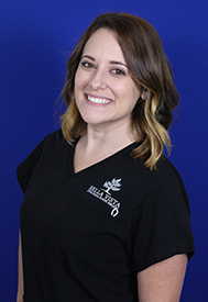 Sarah, Front Office Administrator