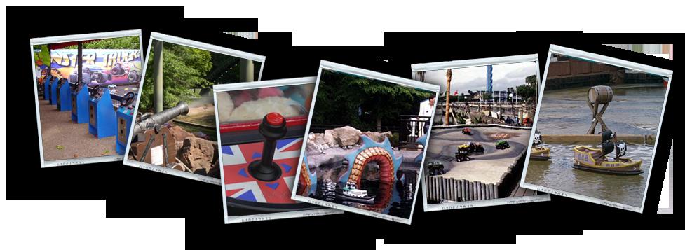 Games for Amusement Parks
