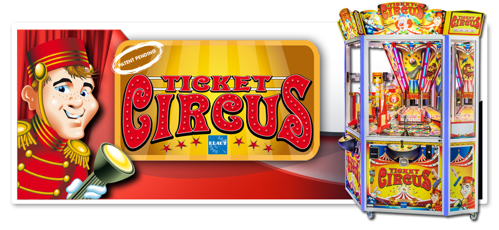 TICKET CIRCUS 3 Player