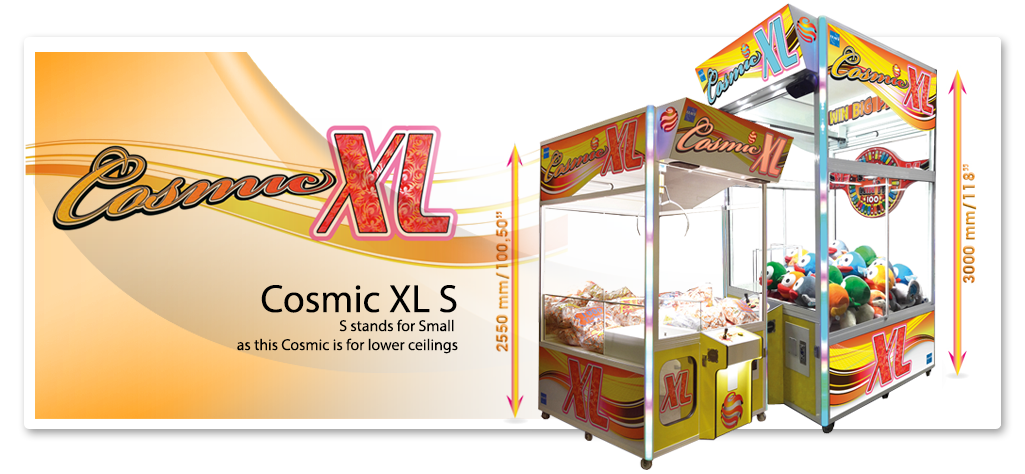 COSMIC XL S