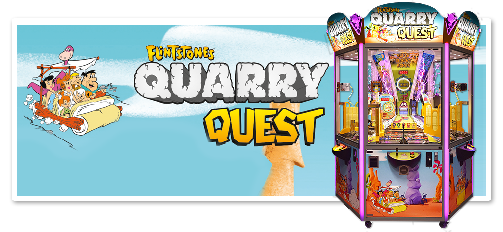 FLINTSTONES Quarry Quest - 6 Player