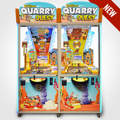 FLINTSTONES Quarry Quest - 2 Player