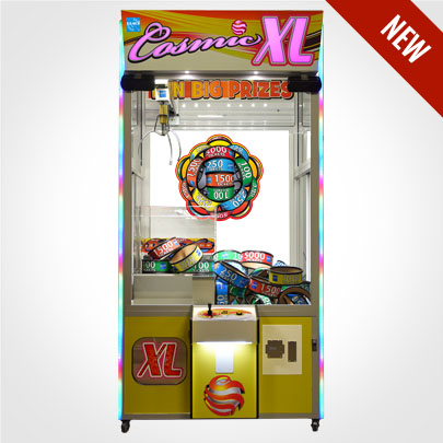 COSMIC XL with Ticket RINGS & Pusherbox