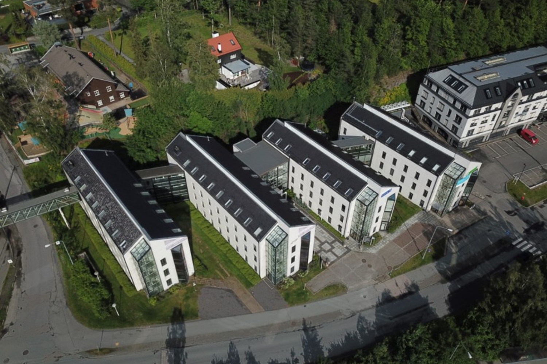 Anthon B Nilsen Eiendom kjøper på Fornebu