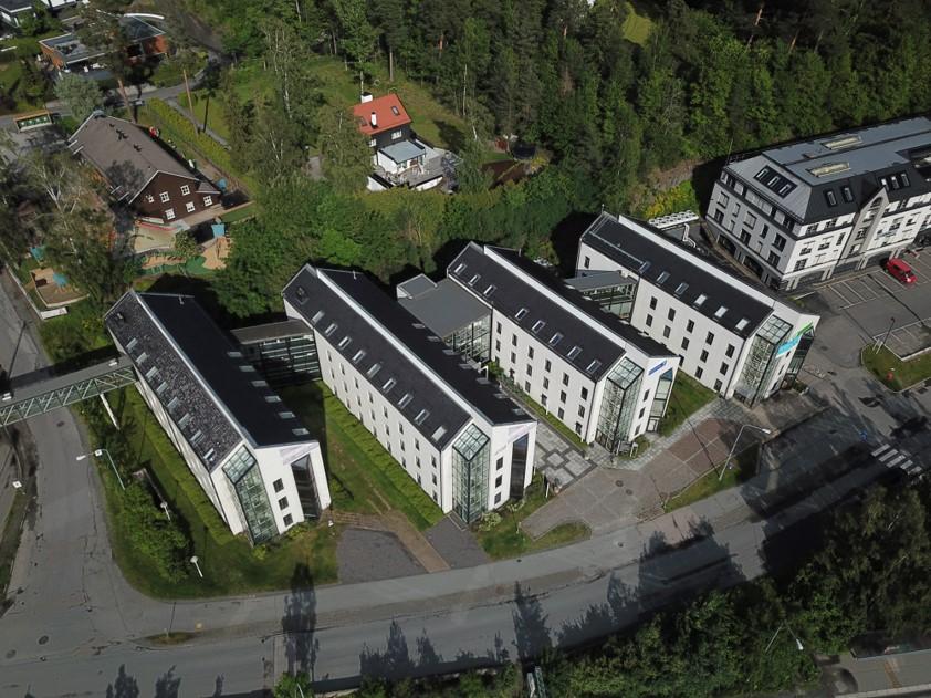 Ledige kontorlokaler på Fornebu