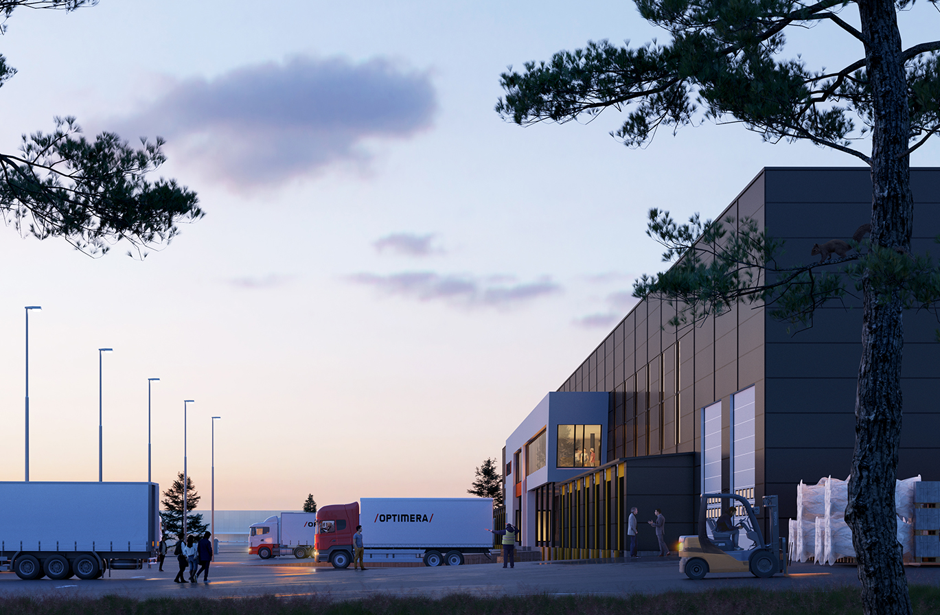 Derfor er Vestby fremtidens lager- og logistikklokasjon