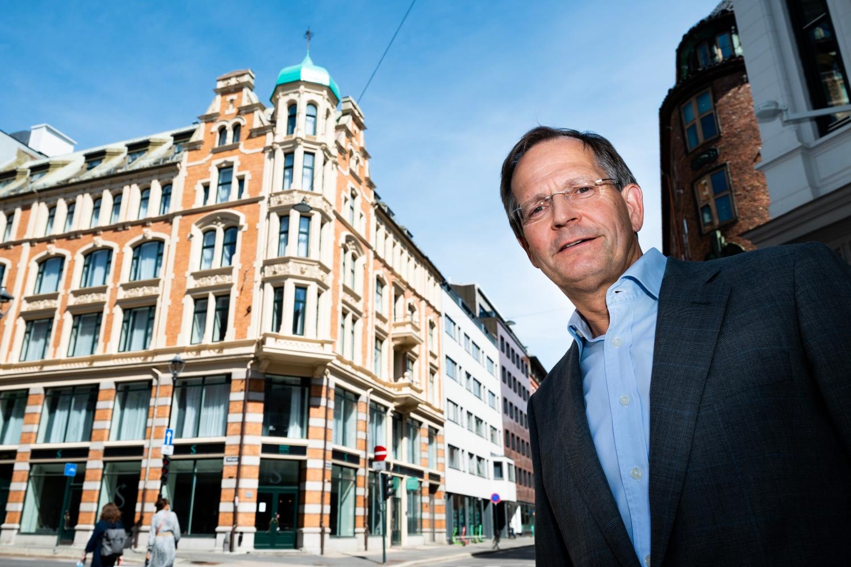 Anthon B Nilsen Eiendom kjøper Kongens gate 7 i Kvadraturen