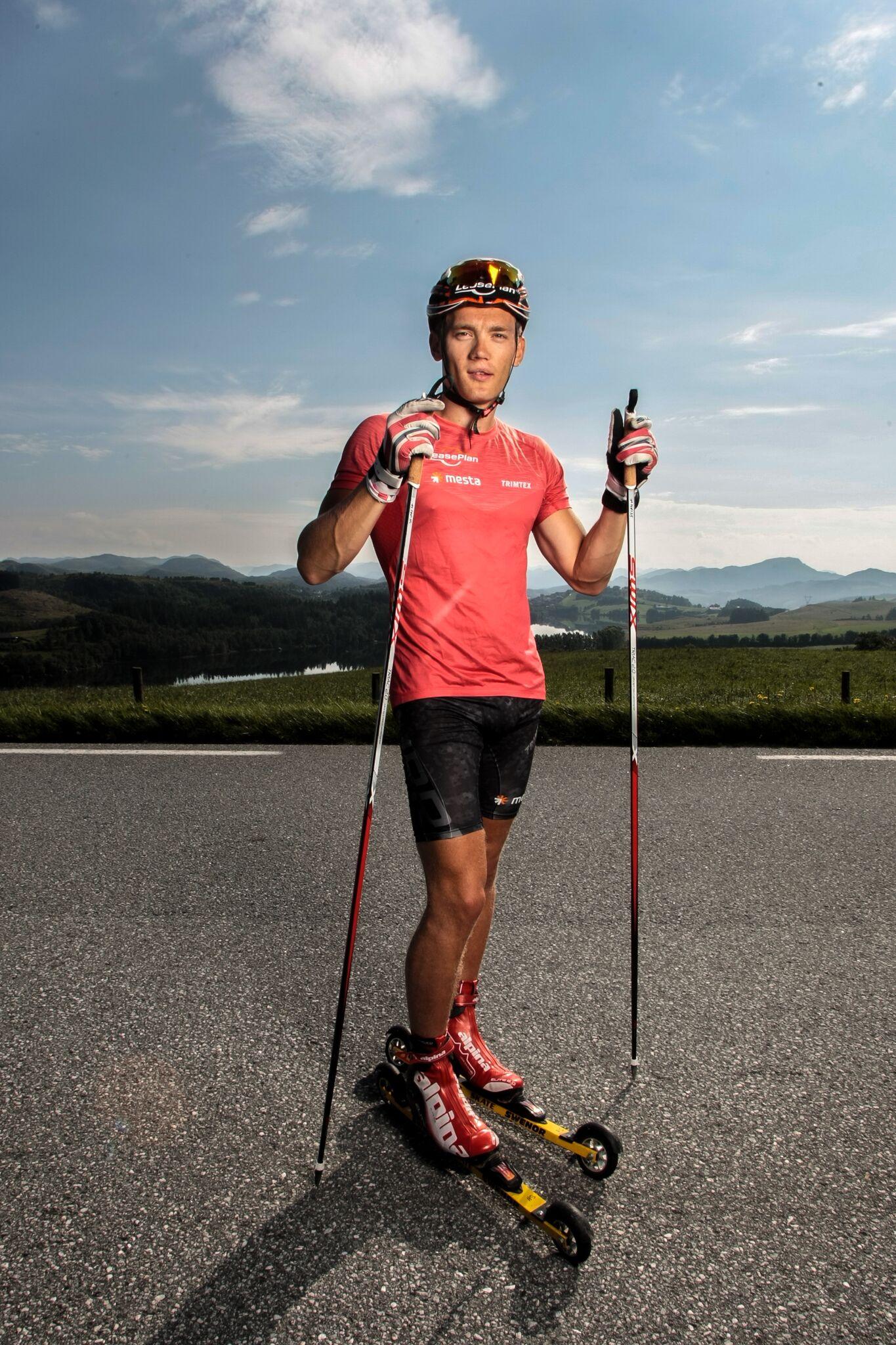 Stian Hoelgaard om trening, skirenn og Team Anthon
