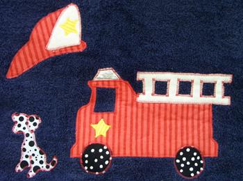 Firetruck design