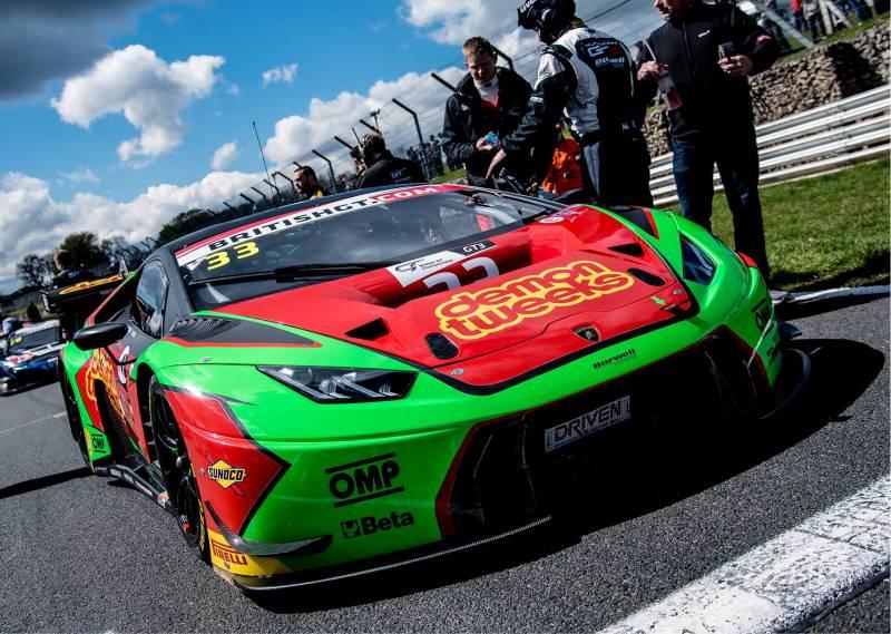 Demon Tweeks Lamborghini Huracan GT3 Livery
