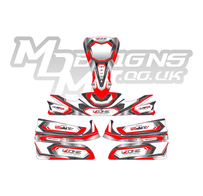 Kart Design | MDM Designs