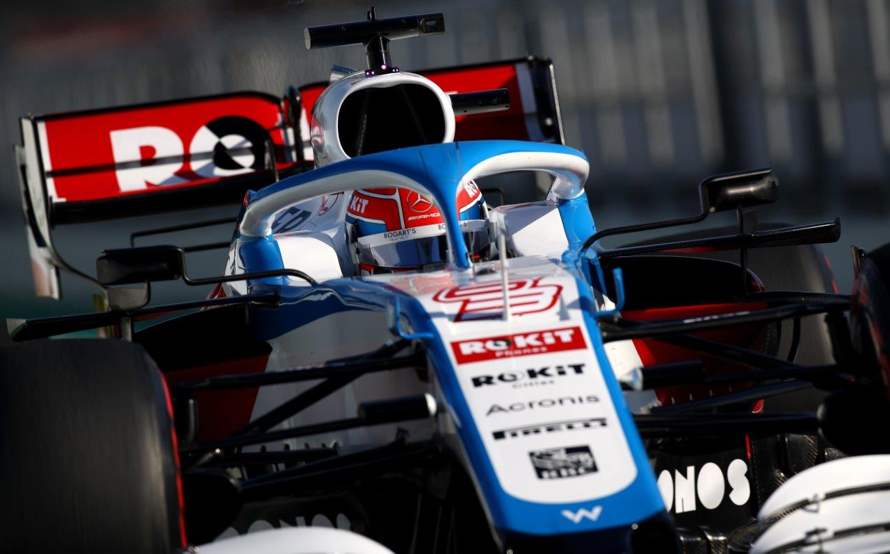 George Russell Williams Racing F1 Driver Helmet