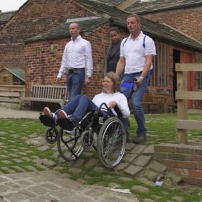 Wheelchair Liberator