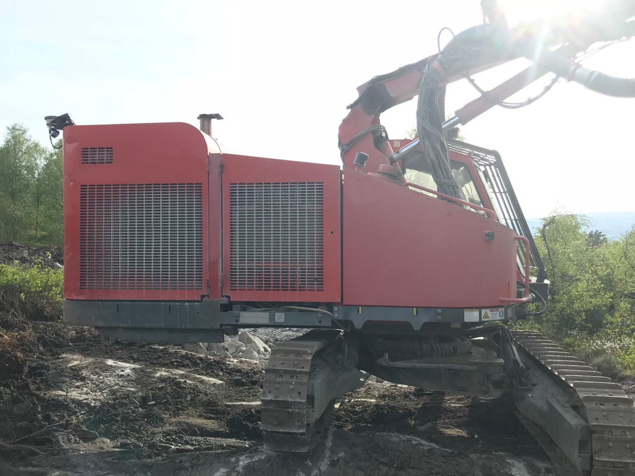 2012 Sandvik DX780