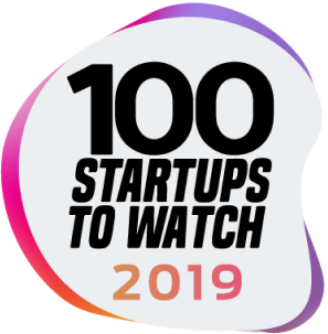Logo 100 Startups to Watch