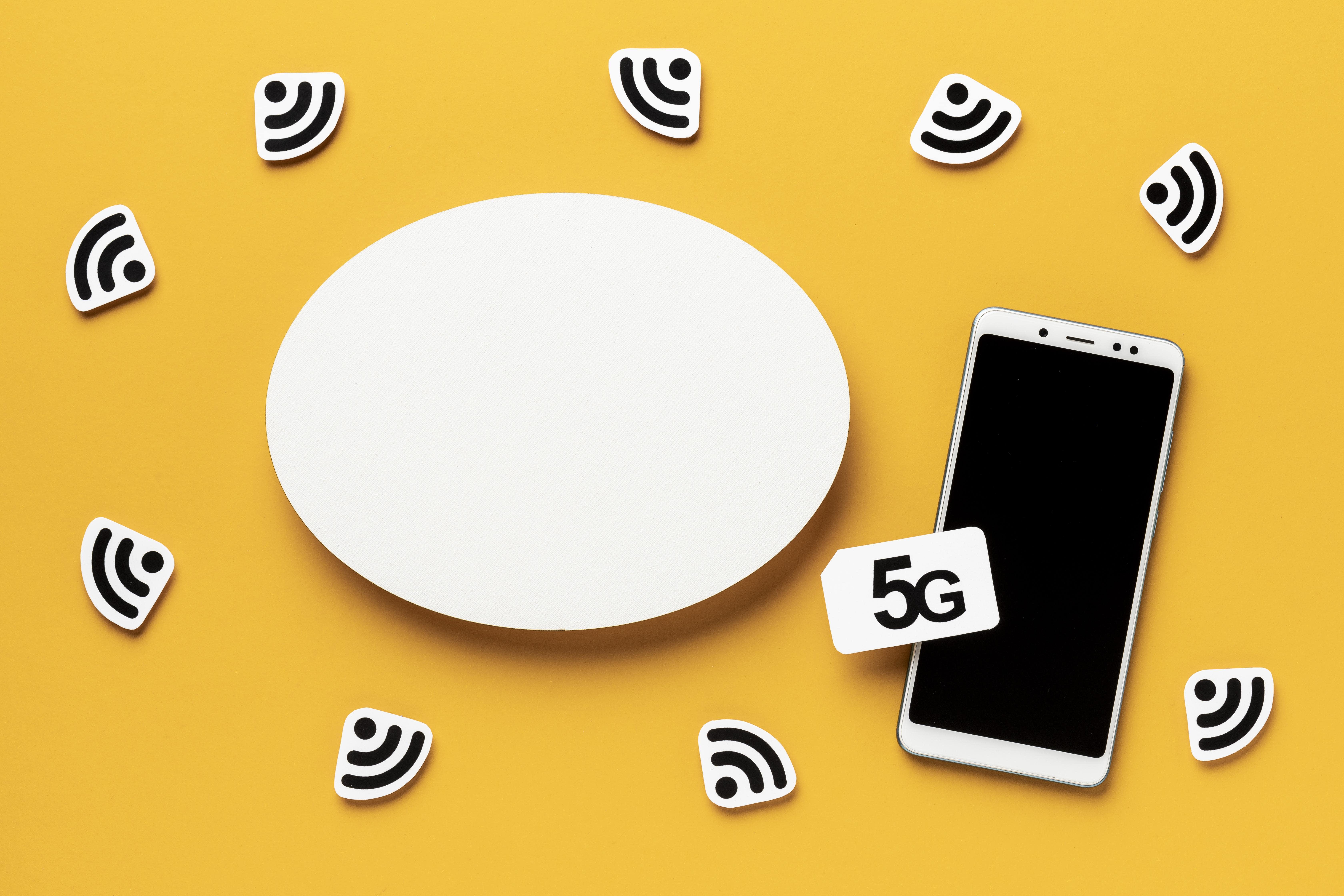 Revolução 5G: negócios inteligentes, rápidos e eficientes