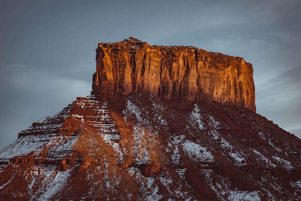 Moab Winter